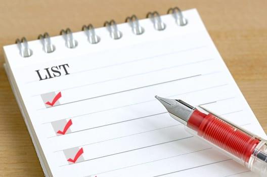 業者に依頼する前の確認事項5つ