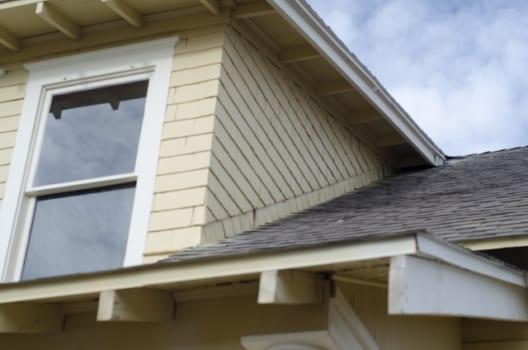 役割1.紫外線から外壁を守る