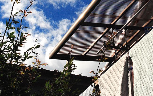 ベランダ屋根の機能を最大限に生かすポイント