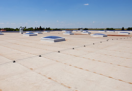 陸屋根の雨漏り対策