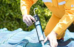 雨漏り修理の代表的な工事内容