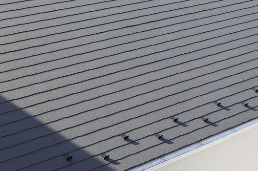 現代で広く使われているスレート屋根