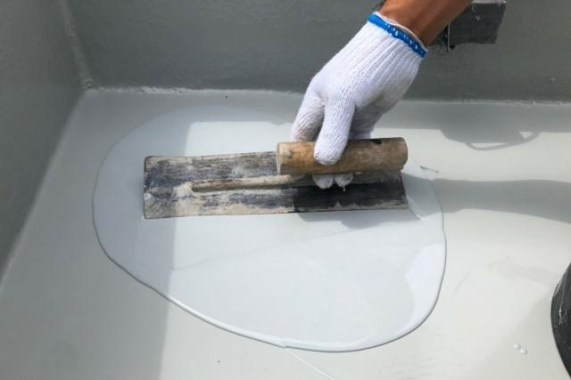 屋上防水工事をDIYするならウレタン防水!塗料の選び方と施工方法